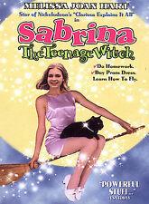 Sabrina: The Teenage Witch THE PILOT (DVD) VERY RARE  MELISSA JOAN HART