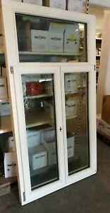 Holzfenster IV92 Oberlicht 3 fach Glas warme Kante 108x204, 104x260, 1045x2080
