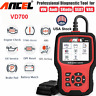 ABS SRS AIRBAG DPF EPB OilReset OBD2 Code Reader Diagnostic Tool Scanner