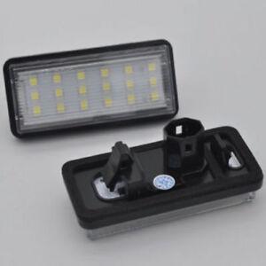 2PCS Bright Led License Number Plate Light for Lexus GX470 2002-2009 LX470 LX570