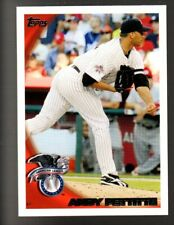 2010 Topps Update Baseball #US23 Andy Pettitte
