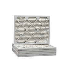 20x24x1 Merv 13 Ultimate Allergen Replacement Ac Furnace Air Filter 6 Pack