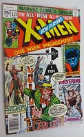 UNCANNY X-MEN #111 JOHN BYRNE PHOENIX JOINS GLOSSY FRESH NM 9.2