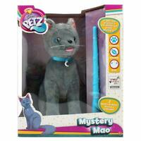 Club Pets Mystery Moa Interactive Pet Cat Soft Toy with Wand & Scribe Playset