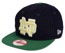 7194e4602e5e9 Notre Dame Fighting Irish New Era NCAA Grand Redux 9FIFTY Snapback Hat Cap  NWT
