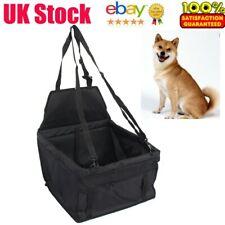 Folding Pet Dog Cat Car Seat Travel Carrier Puppy Handbag Bag Safety Cute Basket