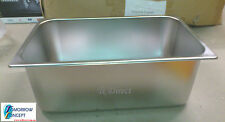 Stainless Steel Bain Marie Tray Pan GN 1/1 200mm deep for Gastronorm