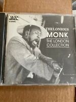 THELONIOUS MONK - THE LONDON COLLECTION - CD