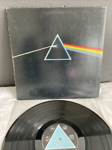 LP Pink Floyd - Dark Side of the moon | 1973 Japan Press | G/VG-