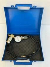 Oiltech Cgh 3000 Pre Charge Equipment 25 Bar Manometer
