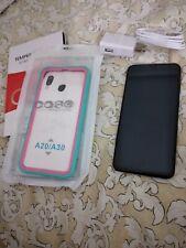 Samsung Galaxy A20 Sm-A205U - 32 Gb - Black (Unlocked) (Single Sim)