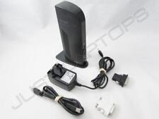 Kensington USB 3.0 Notebook Docking Station Port Replicator w/ HDMI + DVI w/ PSU