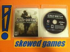 Call of Duty 4 Modern Warfare Game of the Year Edition - PS3 PlayStation 3 Sony
