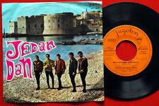"DUBROVACKI TRUBADURI JEDAN DAN EUROVISION 1968 RARE EXYUGO 7""PS EP"