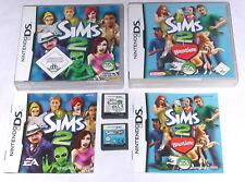 Spiele: DIE SIMS 2 + SIMS 2 HAUSTIERE für Nintendo DS + Lite + DSi + 3DS + XL