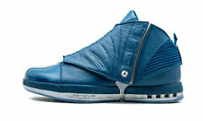 New Air Jordan 16 XVI Retro Trophy Room French Blue size 13 854255 416