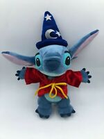 Lilo & Stitch Fantasia Sorcerer Wizard Alien Disneyland Disney Plush Stuffed Toy