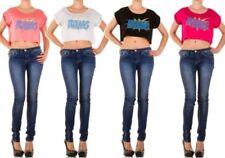 Camisas y tops de mujer de manga corta talla 38