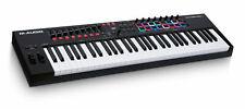 M-Audio Oxygen Pro 61 USB/Midi Control Keyboard 61 Tasten Auto Mapping Software