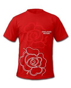 Rugby England English Rose  -Shirt