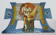 1997 NETBURNERS PRESS PASS KEITH VAN HORN #NB3 UTAH BASKETBALL CARD