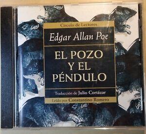 Cd audiolibro | Edgar Allan Poe | El pozo y el péndulo |