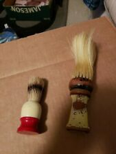 Vintage Shaving Brush (Ever-Ready 100},  Barber neck duster