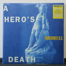 FONTAINES D.C. 'A Hero's Death' Ltd. Deluxe Edition 45rpm Vinyl 2LP NEW/SEALED