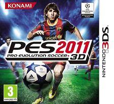 ELDORADODUJEU >>> PES 2011 PRO EVOLUTION SOCCER 11 Pour NINTENDO 3DS NEUF VF