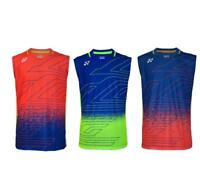Outdoor sports Sleeveless Tops tennis Clothing Men's badminton T-shirt