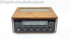 McIntosh MR 78 FM Stereo Tuner - Vintage Classic