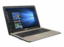 "ASUS X540LA-XX438T 15.6"" Laptop (Dual Core i3-5005U 4GB RAM 1TB HDD Windows 10)"