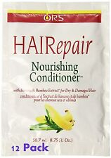12 x ORS Har irepair Nourish Conditioner 50 ml
