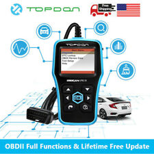 Automotive Full OBD2 Scanner MIL Turn-Off Emission Test Tool Diagnostic Scanner