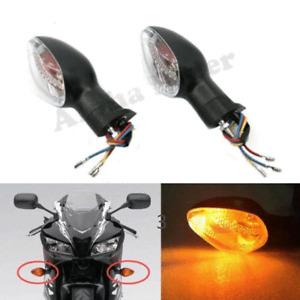 Front Rear Turn Signal Bulb Light For HONDA CBR125R CBR500R CB500X CB1300 NC700