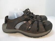 70667cc89b5 ABEO H20 Biosystem Men s Brown Denver Water Outdoor Hiking Sandal Shoes 10