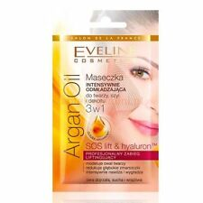 EVELINE ARGAN OIL - INTENSELY REJUVENATING Face Mask ANTI-AGEING FREE DELIVERY