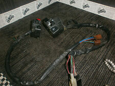 ZX-9R ZX9 C C1 C2 1998 1999 RIGHT LEFT SWITCH GEARS LHS & RHS SWITCHES CLUSTER