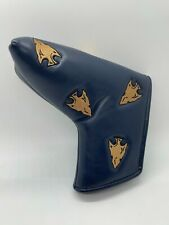 Arrowhead Country Club Arizona Members Leather Magnetic Blade Putter Headcover