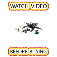 Lego Braptor's Wing Striker Set 70128 Legends of Chima