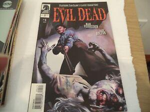 Dark Horse Comics The Evil Dead #4    B8