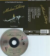 MODERN TALKING-IN THE MIDDLE OF NOWHERE-1986-GERMANY-CD-NEW-