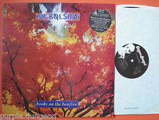 "BOLSHOI - Books On The Bonfire 2x12"" gatefold cover  BEGGARS BANQUET - BEG 170T"