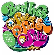 Sweet Sad & Salty by Burl Ives (CD, Apr-2012, The Omni Recording Corporation)