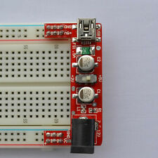 1pcs Breadboard Power Supply Module 5V/3.3V For Arduino (No Breadboard)