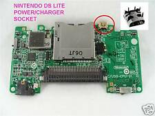 NINTENDO DS LITE CHARGER POWER SOCKET FAULTY REPAIR
