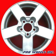 "CHEVROLET EQUINOX 2005 2006 2007 2008 16"" MACHINED SILVER OEM WHEEL RIM 5232"