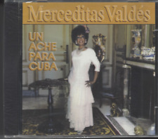 FANIA Mega RARE CD First Pressing MERCEDITAS VALDES un ache para Cuba YAMBAMBO