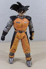 Dragonball Z DBZ 2002 Goku Figure Loose Capsule Corp Spacesuit Movie Collection