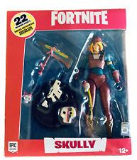 Fortnite Skully Action Figure Epic Games McFarlane Toys